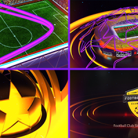 VIDEOHIVE FOOTBALL CLUB LOGO OPENER FREE AFTER EFFECTS TEMPLATE