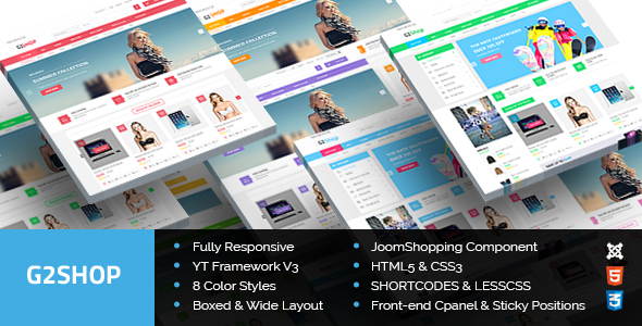 G2Shop-Responsive-Ecommerce-Joomla-Template