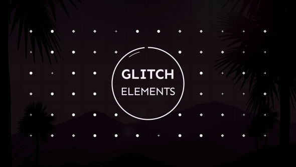 VIDEOHIVE GLITCH PACK FREE AFTER EFFECTS TEMPLATE - Free After