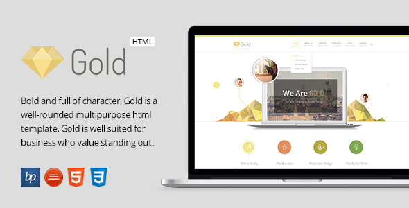 Gold v10 responsive business html5 template free download free gold v10 responsive business html5 template free download friedricerecipe Choice Image