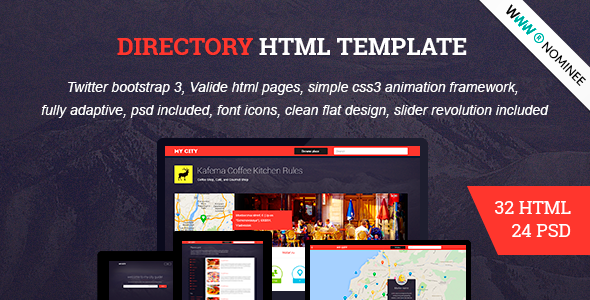 html directory geolocation  social network free download