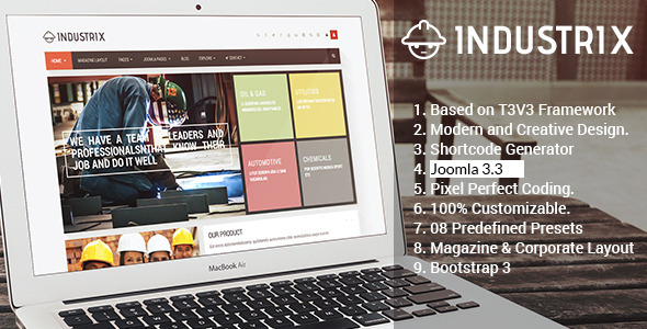 Industrix-v1.2-Joomla-Responsive-Business-Template-j3x