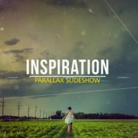 VIDEOHIVE INSPIRATION PARALLAX SLIDESHOW FREE AFTER EFFECTS TEMPLATE