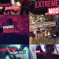 VIDEOHIVE MODERN PROMO – FASHION OPENER FREE DOWNLOAD