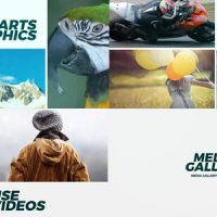 VIDEOHIVE MEDIA GALLERY FREE AFTER EFFECTS TEMPLATE