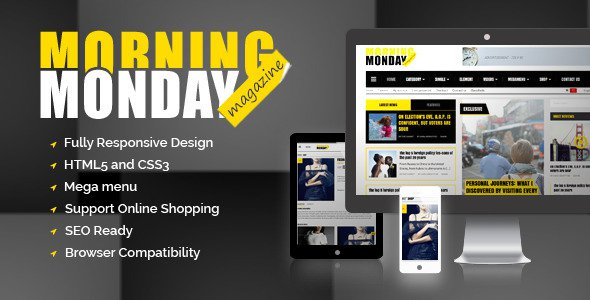 Monday-Morning-Magazine-HTML5-template