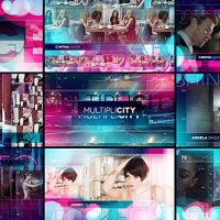 VIDEOHIVE MULTIPLICITY FREE AFTER EFFECTS TEMPLATE