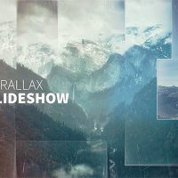 PARALLAX SLIDESHOW – VIDEOHIVE FREE AFTER EFFECTS TEMPLATE