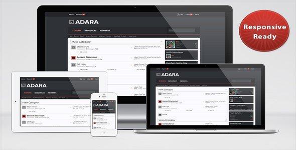 Adara v1 3 4 – Skin For XenForo – PixelExit Free Download - Free