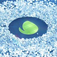 VIDEOHIVE SPARKLING DIAMONDS – COMPANY LOGO REVEAL FREE AFTER EFFECTES TEMPLATE