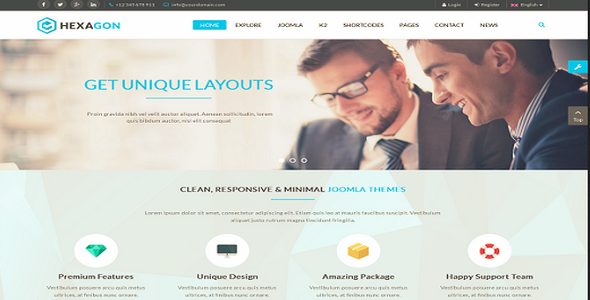 Sj hexagon v100 responsive business joomla template 3x free sj hexagon v100 responsive business joomla template 3x free download wajeb Gallery