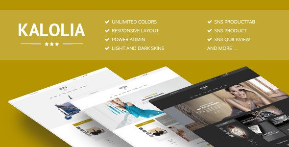 Magento theme nulled 0 2
