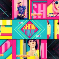 VIDEOHIVE SHOWTIME – AFTER EFFECTS PROJECT FREE DOWNLOAD