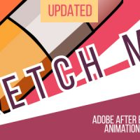 VIDEOHIVE SKETCH ME! ANIMATION PRESET ADD-ON FREE DOWNLOAD