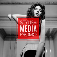 VIDEOHIVE STYLISH MEDIA PROMO FREE AFTER EFFECTS TEMPLATE