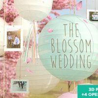 VIDEOHIVE THE BLOSSOM WEDDING – PHOTO GALLERY SLIDESHOW