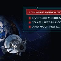 VIDEOHIVE ULTIMATE EARTH ZOOM TOOLKIT – AFTER EFFECTS PROJECT
