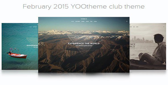 Venice v1 0 1 premium joomla theme yootheme free for Yootheme joomla templates free download