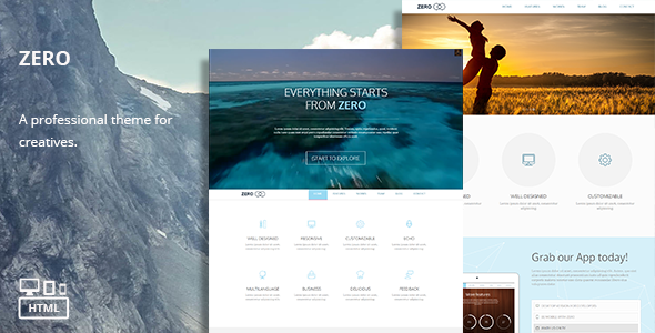 Zero-v1.3-Responsive-Multi-Purpose-HTML-Theme