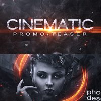 VIDEOHIVE CINEMATIC PROMO TEASER FREE AFTER EFFECTS TEMPLATE
