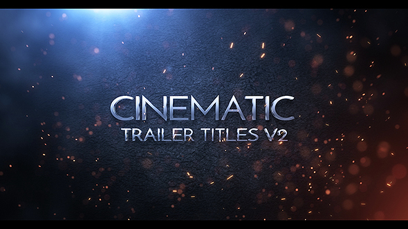 videohive cinematic trailer titles v2 free after effects. Black Bedroom Furniture Sets. Home Design Ideas