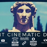 VIDEOHIVE GIANT CINEMATIC DEMO FREE AFTER EFFECTS TEMPLATE