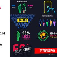 BIGDATA – ULTIMATE INFOGRAPHICS PACK – VIDEOHIVE FREE DOWNLOAD
