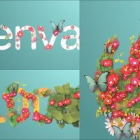 VIDEOHIVE BLOOMING LOGO FREE DOWNLOAD