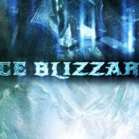 VIDEOHIVE ICE BLIZZARD LOGO FREE DOWNLOAD