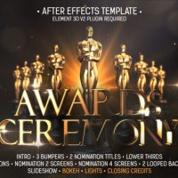 VIDEOHIVE AWARDS CEREMONY PACKAGE FREE DOWNLOAD