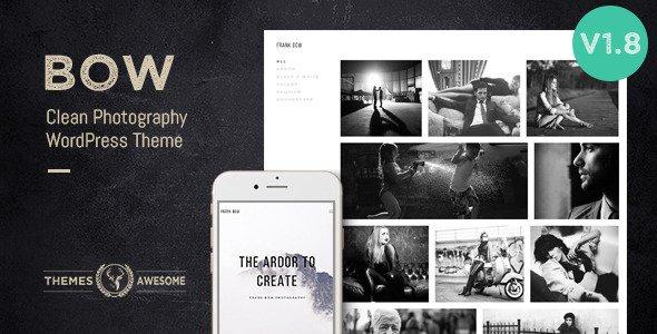 Bow-Clean-Photography-Portfolio-Theme-