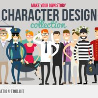 VIDEOHIVE CHARACTER DESIGN ANIMATION TOOLKIT FREE DOWNLOAD