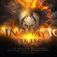 VIDEOHIVE CINEMATIC TRAILER FREE AFTER EFFECTS TEMPLATE