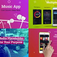 VIDEOHIVE COLORFUL APP PROMO FREE DOWNLOAD