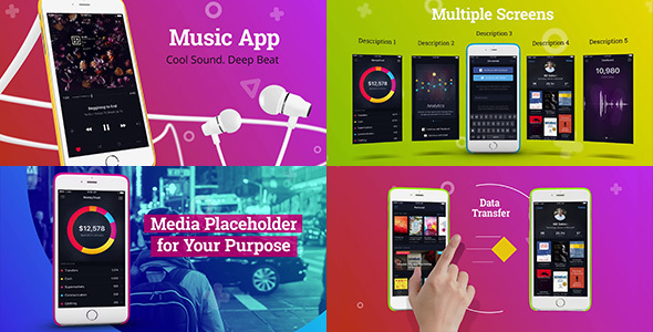 Colorful App Promo 15229229