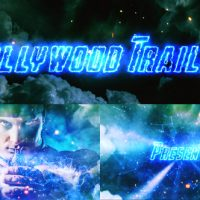 VIDEOHIVE EPIC HOLLYWOOD TRAILER AFTER EFFECTS TEMPLATE