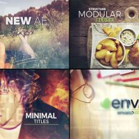VIDEOHIVE GLASS SLIDESHOW TITLES FREE DOWNLOAD