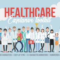 VIDEOHIVE HEALTHCARE EXPLAINER TOOLKIT FREE DOWNLOAD