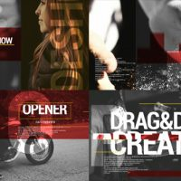 VIDEOHIVE MODERN SLIDESHOW 16704392 FREE DOWNLOAD