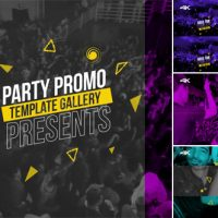 VIDEOHIVE PARTY PROMO 16882692 FREE DOWNLOAD