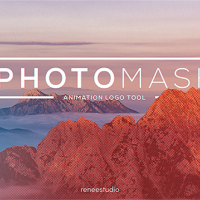 VIDEOHIVE PHOTOMASK – ANIMATION LOGO TOOL FREE DOWNLOAD