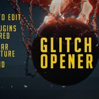 VIDEOHIVE GLITCH OPENER 15355000 FREE DOWNLOAD