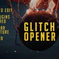 VIDEOHIVE GLITCH OPENER 15355000 FREE DOWNLOAD