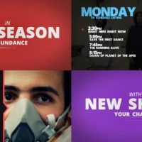 VIDEOHIVE SUNDANCE TV FREE AFTER EFFECTS TEMPLATE