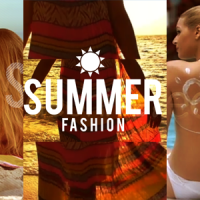 VIDEOHIVE SUMMER FASHION FREE AFTER EFFECTS TEMPLATE