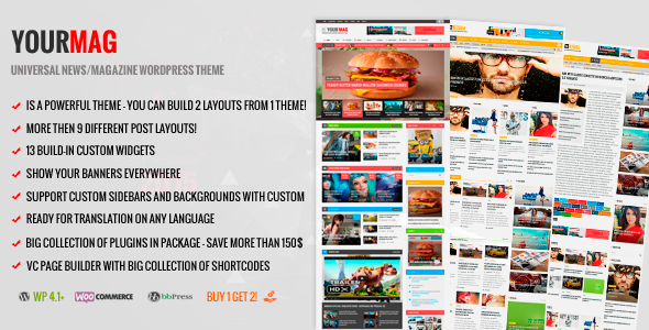 Wordpress Themes Archives - Free After Effects Template - Videohive