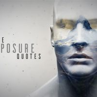 VIDEOHIVE DOUBLE EXPOSURE QUOTES FREE DOWNLOAD