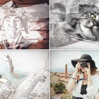 VIDEOHIVE PAINTED SLIDESHOW FREE DOWNLOAD