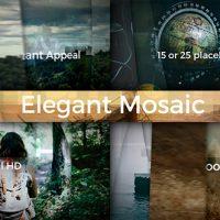 VIDEOHIVE ELEGANT MOSAIC OPENER FREE DOWNLOAD