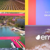 VIDEOHIVE HAPPY COLORS FREE AFTER EFFECTS TEMPLATE